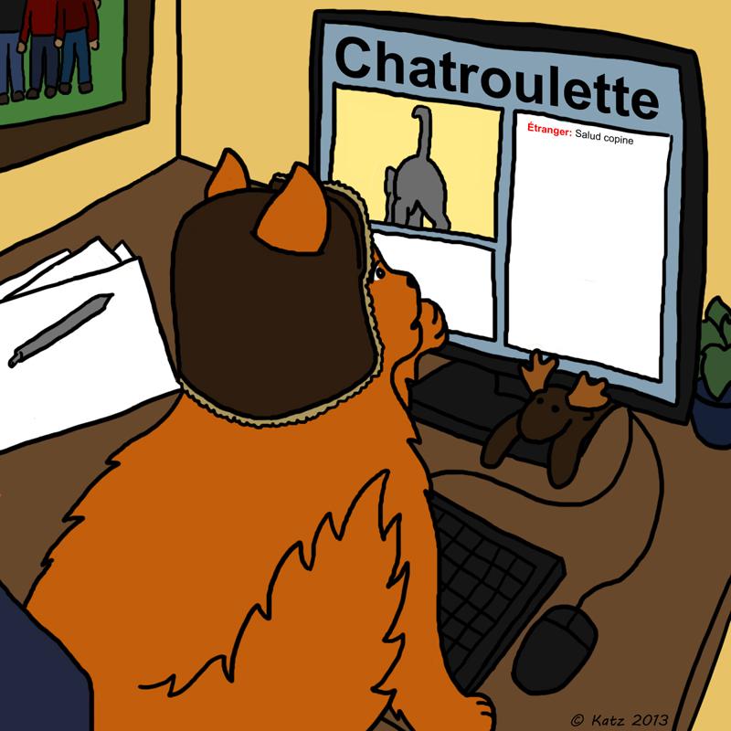 Cat Comics #4